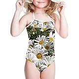 FOR U DESIGNS Daisy Girls Swimsuit Fashion Teen 3T-8T Kids Beach Bathing Suit