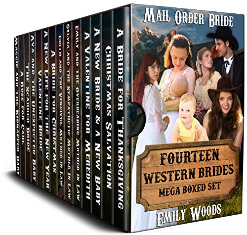 Mail Order Bride Fourteen Western ebook product image
