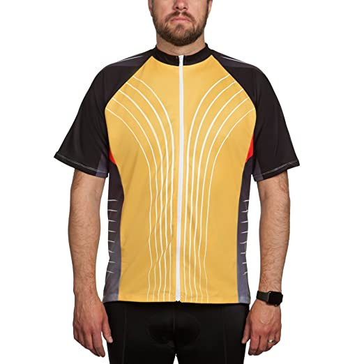 Image Unavailable. Image not available for. Color  Tall Men s - Relaxed Fit  - Moisture Wicking - Cycling Jersey - Size LT to 2XLT 2edb3bed6