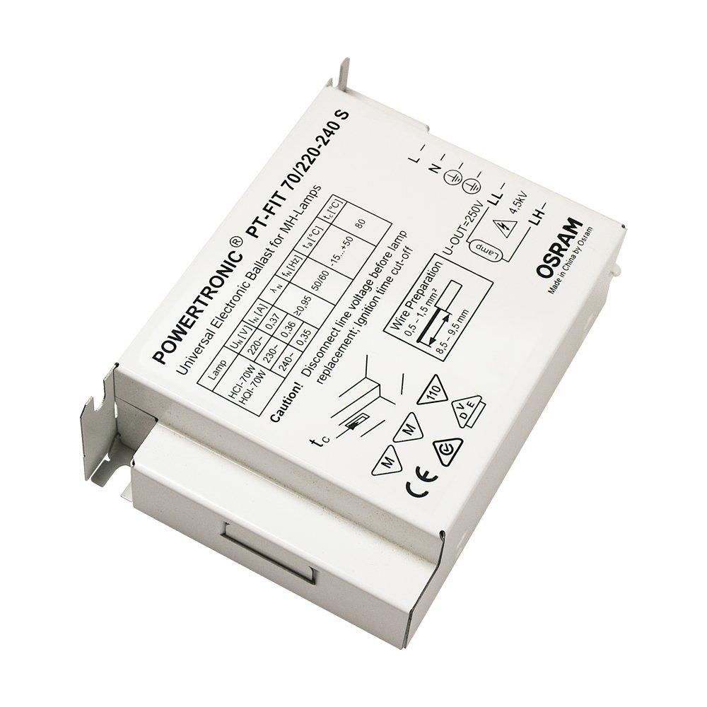 Osram PT-FIT 70/220– 240 s é clairage spé cial LEDVANCE OSRAM PT-FIT 70/220-240 S VS20