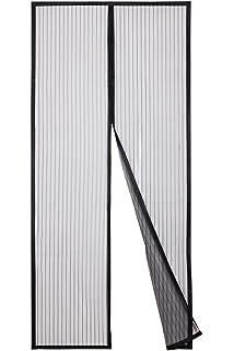 Hiveseen Cortina Mosquitera Magnética para Puertas, 120x220cm ...