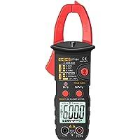 True RMS Digital Multimeter Alicate Amperímetro DC/AC Voltage Detector AC Amp Meter com Capacitância Ohm NCV Continuity…