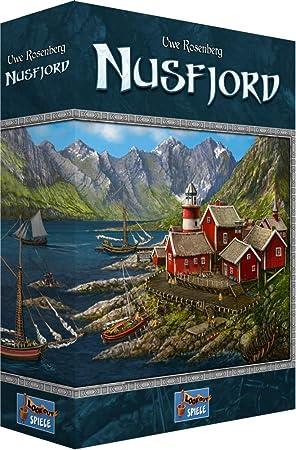 Mayfair Nusfjord - English: Amazon.es: Juguetes y juegos