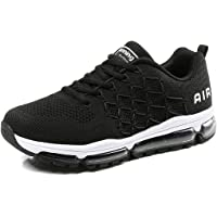 Zapatillas de Deporte Hombre Mujer Running Bambas Ligero Zapatos para Correr Respirable Calzado Deportivo Andar Crossfit…
