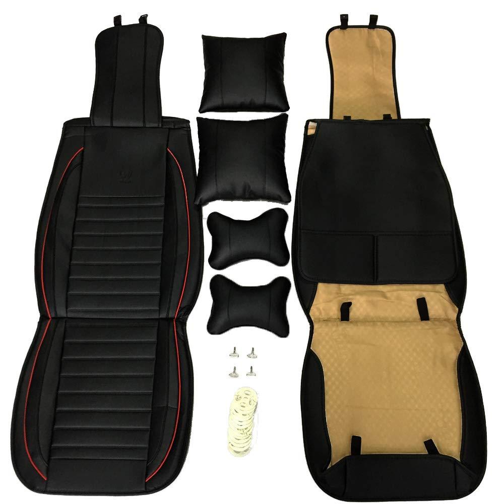 Amazon.es: Chemu Juego Asiento de Coche Auto Accesorios de vehículos Silla Caso Protección para Altea XL Arona Ateca Exeo Ibiza 6J 6L Leon SC Leon 1 2 3 5 F ...
