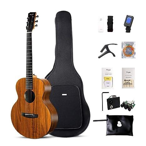 Enya X1 series Guitarras, 36 pulgadas Electric Guitar con bolsa ...