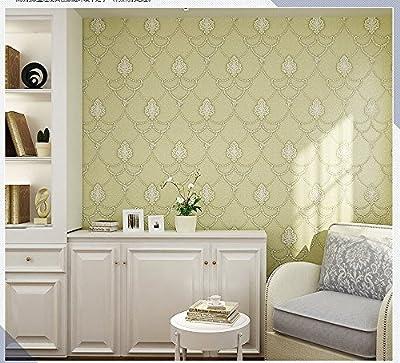 Blooming Wall 3d European Damascus Wallpaper