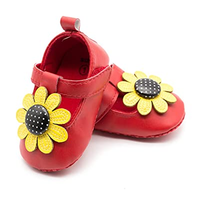 ec87b51d04d87 Z-T FUTURE 0-18 Months Baby Girls Shoes Cute Bow Princess Mary Jane Toddler  Girl Shoes PU Leather 4Colors
