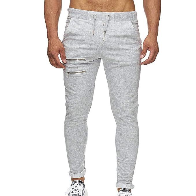 bbcf6ab5e7 Elecenty Pantaloni uomo elegante Tuta da uomo Pantaloni da lavoro ...