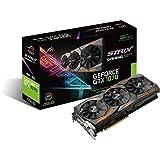 Asus ROG STRIX-GTX1070-8G-GAMING Carte Graphique Nvidia GeForce GTX 1070, 1721 MHz, 8GB GDDR5 256 bit, DirectCU III