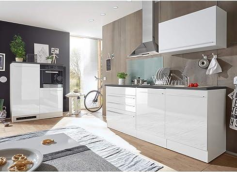 Möbel Akut Jazz 4 - Mueble de Cocina (320 cm, sin aparatos), Color ...