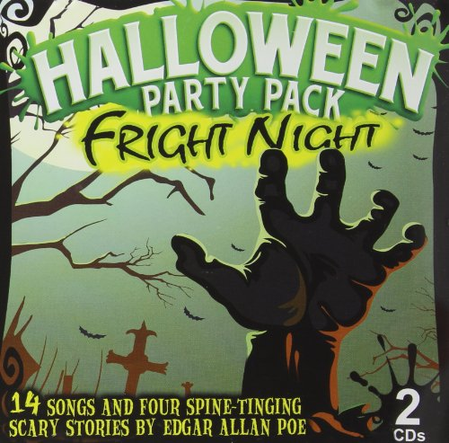 Fright Night Halloween Pack - 2 CD -