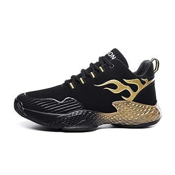 YAYADI Zapatos para Hombres Zapatillas Casual Zapatillas para Correr Zapatos Fitness Equitación Yoga Transpirable Y Ligera Que Viajan Los Productos para ...