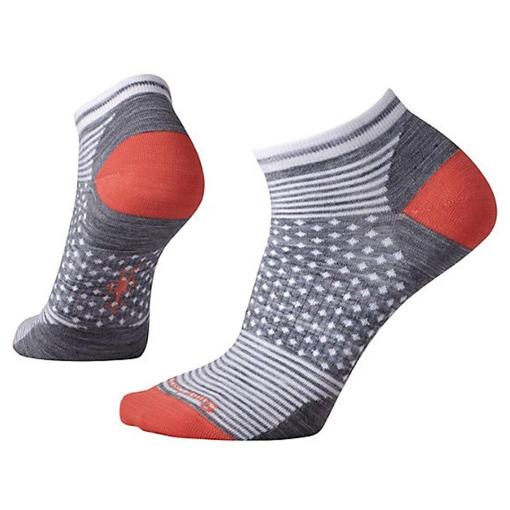 Smartwool Forfeit Micro Sock - Women's Light Gray Heather Medium