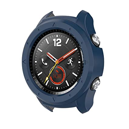 Amazon.com: Cywulin Protective Case Cover for Huawei Watch 2 ...