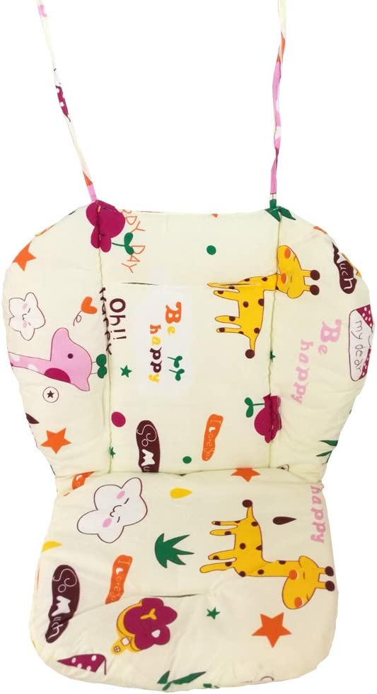 Twoworld Baby Stroller//Car//High Chair Seat Cushion Liner Mat Pad Cover Protector Animal Breathable