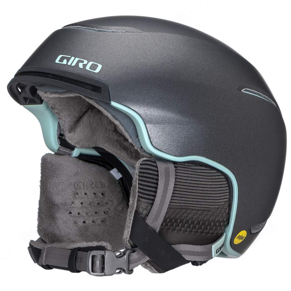[ジロ] メンズ TERRA MIPS テラ ミップス スノーボードヘルメット Matte Graphite/Mint 70939  Small