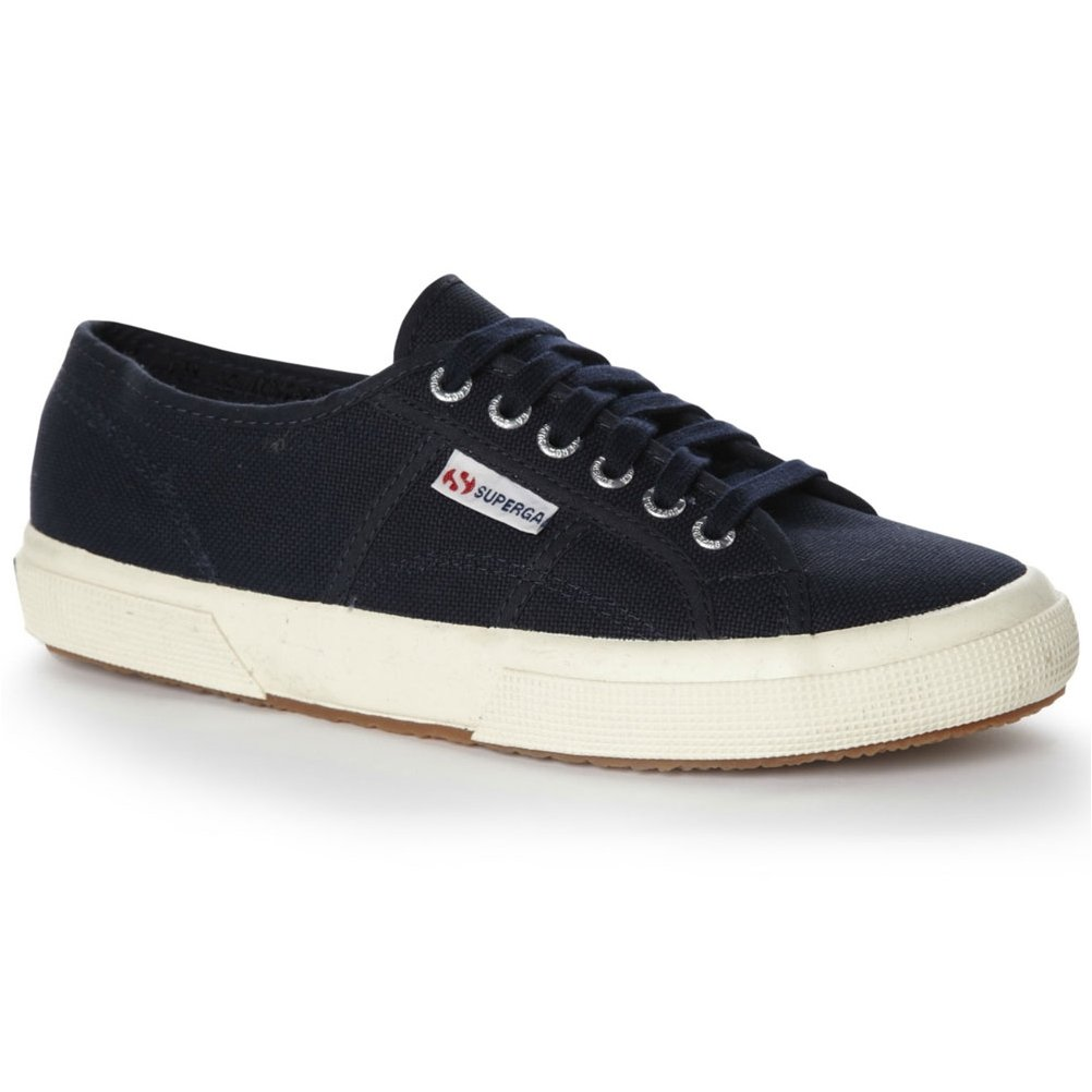 Superga 2750 Cotu Womens Shoes 9.5 B(M) US Women / 8 D(M) US Navy