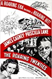 THE ROARING TWENTIES classic movie poster JAMES CAGNEY b/w photos 24X36 (reproduction, not an original) NEW