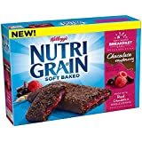 Kellogg's Nutri-Grain Kellogg's Soft Baked Cereal Bars (Chocolate Raspberry, 10.4 oz)