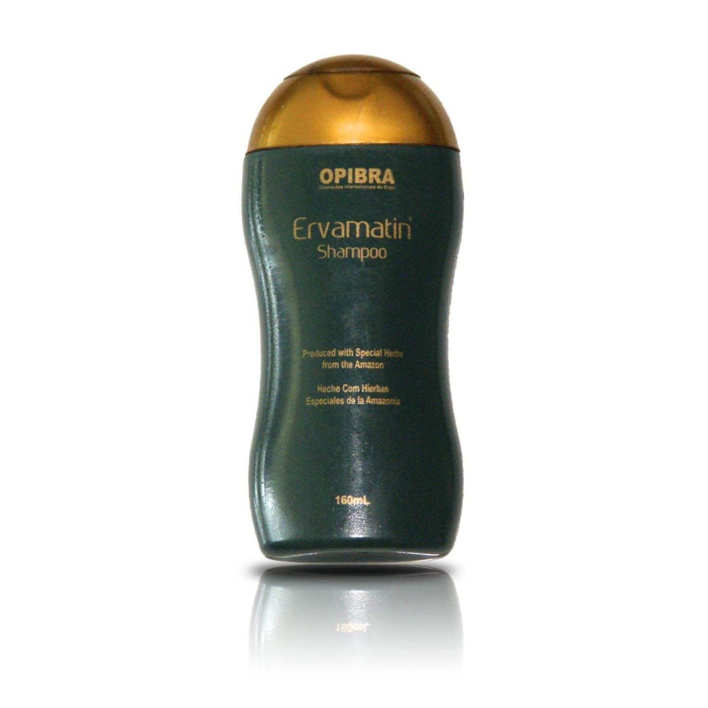 Ervamatin Shampoo - organic shampoo - effective against dandruff - hair loss - excessive sebum in the scalp - greasy hair - Prevent premature grey hair - hair regeneration - cleanes your hair follicles - hair regeneration. Opriba 17.968