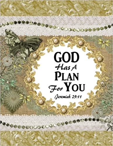 GOD Has a Plan for You - Jeremiah 29:11: Inspirational Bible ...
