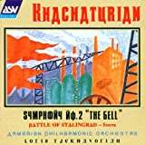 Khachaturian: Symphony No. 2, The Bell, Battle of Stalingrad, Suite