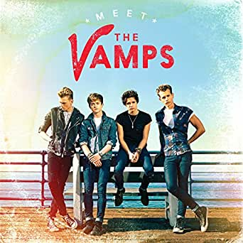Somebody To You Feat Demi Lovato By The Vamps On Amazon
