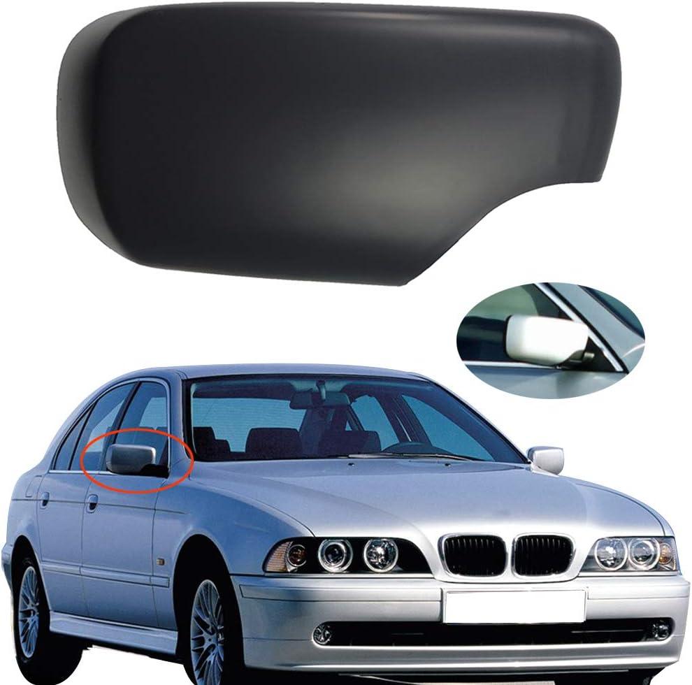 Tapa de espejo cubierta exterior izquierda para bmw 5 e39 11//1995-6//2003