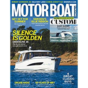 Motor Speedboat & Yachting UK
