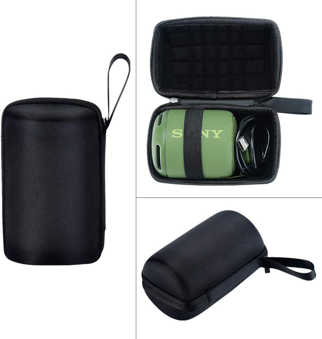 Mini Estuche portátil para Altavoces inalámbricos a Prueba de Golpes para Sony SRS-XB10 Estuche portátil para Altavoces: Amazon.es: Electrónica