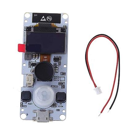 Amazon com: Youngy TTGO T-Camera ESP32 WROVER & PSRAM Camera Module