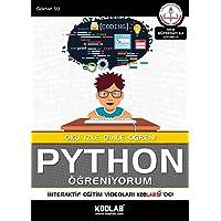 Python Öğreniyorum: Oku, İzle, Dinle, Öğren!