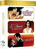 Grandes sagas romantiques: La vengeance aux deux visages + L'amour en héritage + Scarlett