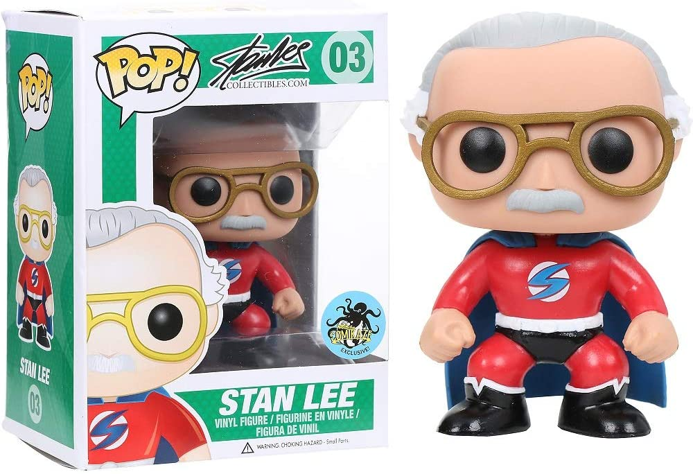Endgame Stan Lee /& QUAKE Action Figures Funko POP NEW Style MARVEL Avengers