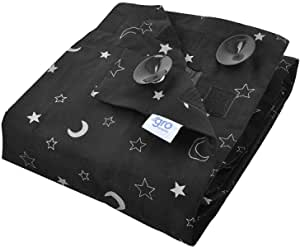 The Gro Company Gro Anywhere Blind for Nursery, Black