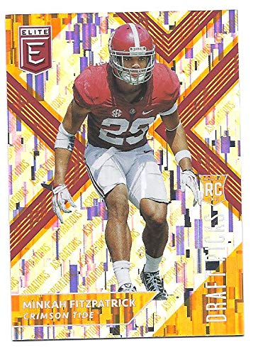 premium selection 97209 21152 MINKAH FITZPATRICK 2018 Panini Elite Draft Picks #122 (red ...