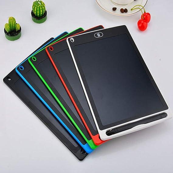 LCDライティングタブレットキッズ描画タブレット手書きボードパッドLcd手書きボード子供落書き描画ボード(緑10インチ)