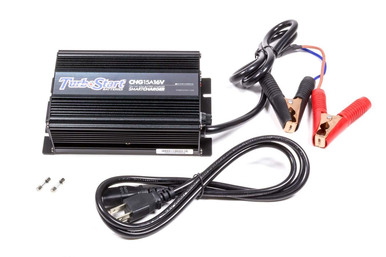 Turbostart CHG15A16V SMART Charger by TurboStart