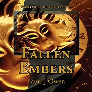 Fallen Embers Audiobook