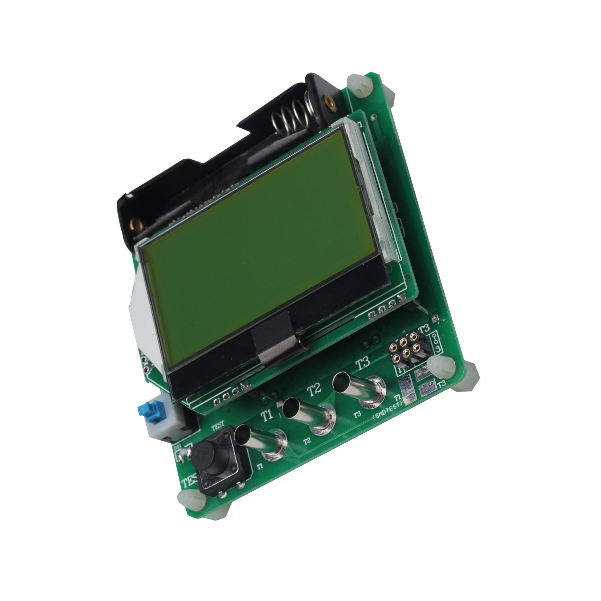 Bside Esr02 Digital Transistor Tester Capacitance Diode Triode Circuit Inductance Multimeter Mosfet Esr Meter