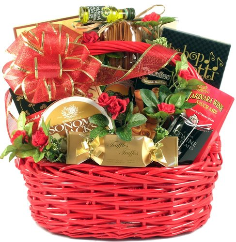 Gift Basket Village Date Night Romantic Gift Basket Valentine gifts