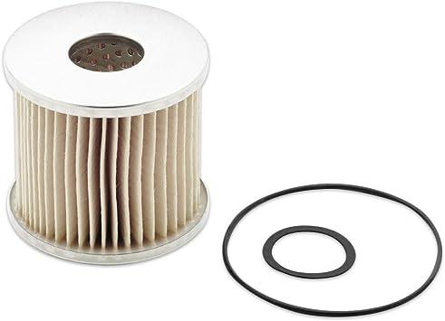 Amazon.com: Mallory Fuel Filter, Gas, Paper, 40 Micron: AutomotiveAmazon.com