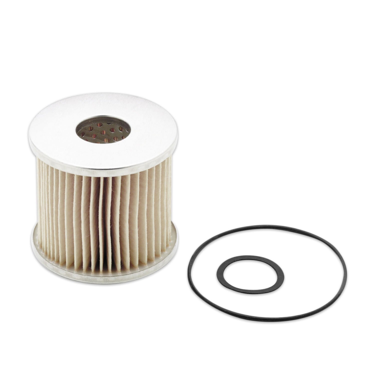 Mallory 29239 Fuel Filter (Gas,Paper, 40 Micron) on