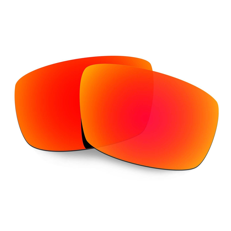 dbe0397830 Hkuco Plus Mens Replacement Lenses For Spy Optic Logan Sunglasses Red  Polarized De bajo costo