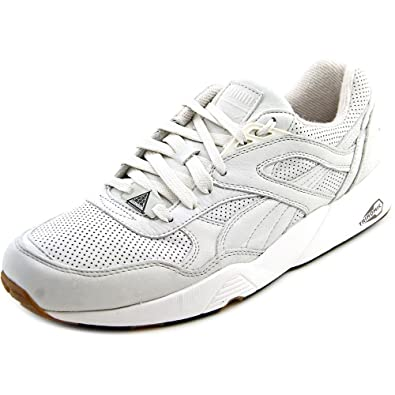 nouveau style f4dff 58f00 Amazon.com | PUMA R698 Perf Pack Mens Grey Sneakers ...