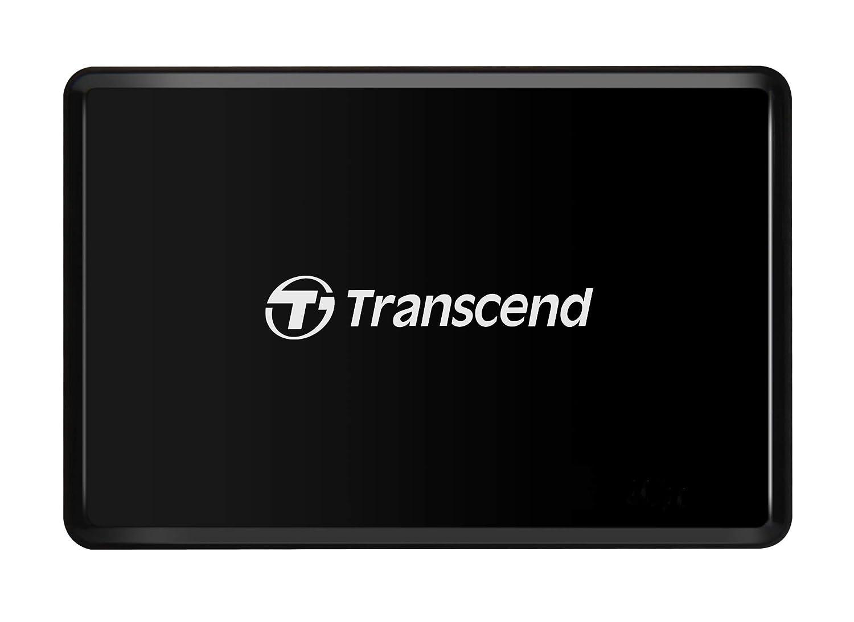 Transcend RDF2 - Lector de Tarjetas, conector USB tipo A, ranura ...