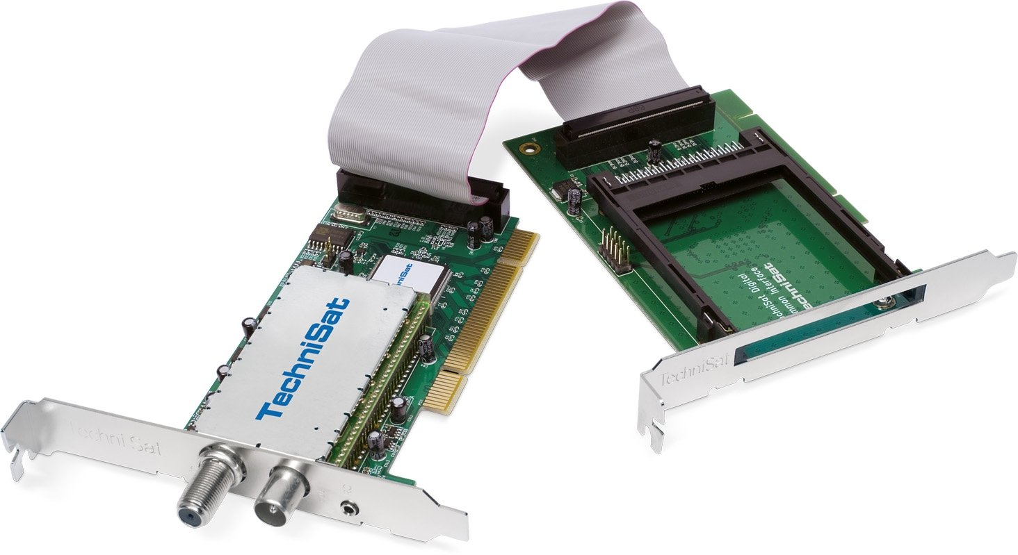 Ci Kartenslot.Technisat Cablestar Hd2 Tv Card For Cable Reception Incl Ci Slot