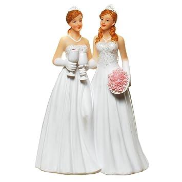 Frauen Hochzeitspaar Figur Amazon De Kuche Haushalt