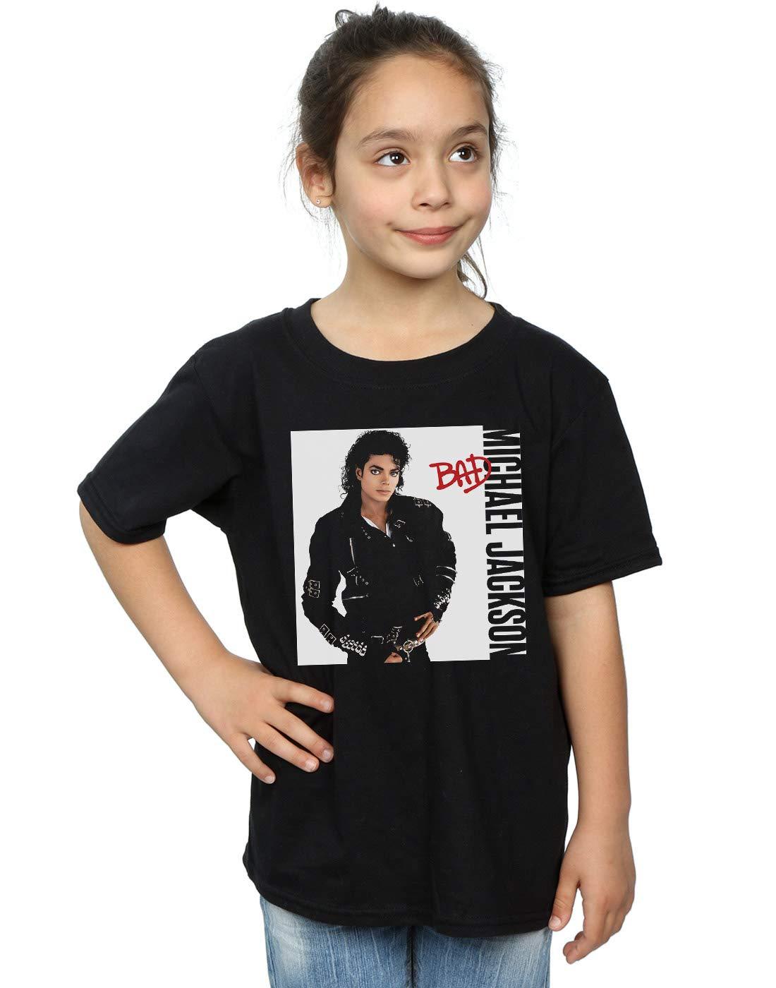 Michael Jackson Girls Bad Pose Tshirt